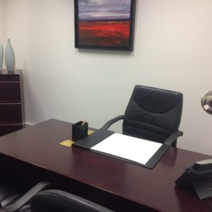 Perth office meeting room