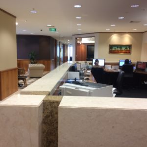 Reception Perth Office 2