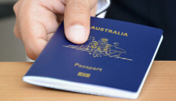 how long does it take to get an australian passport